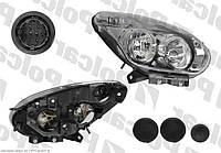 Фара прав Fiat Doblo 10-15