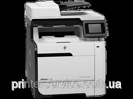 Б/у МФУ HP LaserJet Pro 400 M475dn в хорошем состоянии