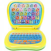 """Игрушка электронная развивающая """"Мой первый ноутбук"""" Genio Kids (82003)"""