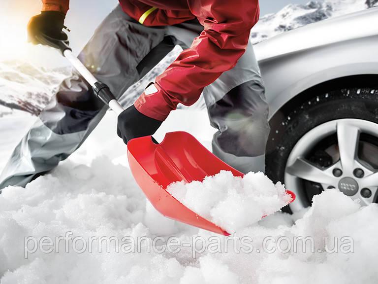 Лопата для прибирання снігу з телескопічною ручкою Audi, артикул 8R0096010D