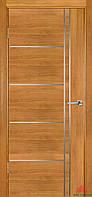 Дверь межкомнатная Двери Белоруссии Флэш 5 светлый дуб ПГ