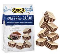 Вафли с какао 250г Crich