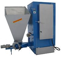 Котел твердотопливный «Wichlaсz» GKR 75/100 кВт с авто-подачей топлива