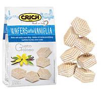 Вафли ванильные 250г Crich