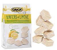 Вафли лимонные 250г Crich