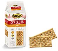 Крекер традиционный соленый Crich 500г