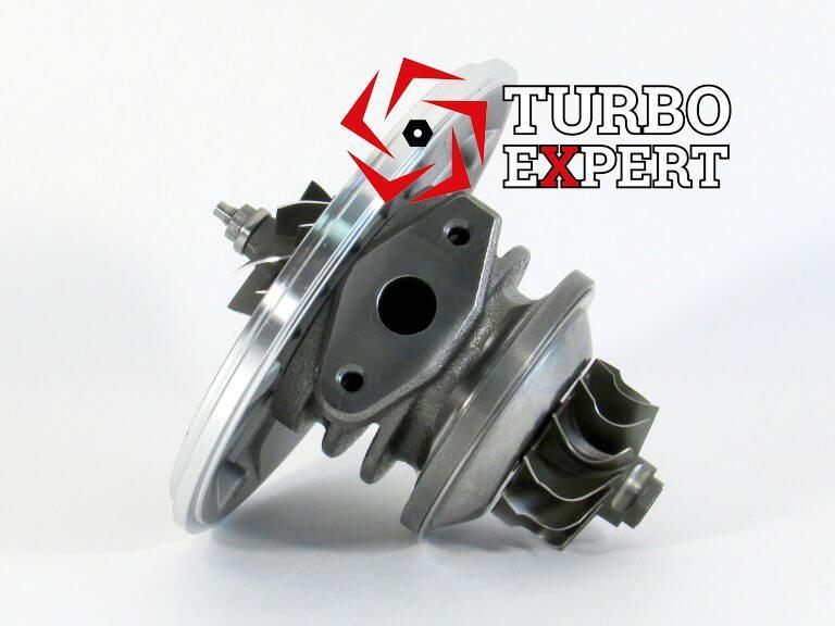 Картридж турбины 706977-5002S, Peugeot 206, 307, 406, Partner 2.0 HDI, 66 Kw, DW10TD, 0375C8, 0375E1, 1999+