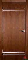 Дверь межкомнатная Двери Белоруссии Флэш 9 светлый орех ПГ
