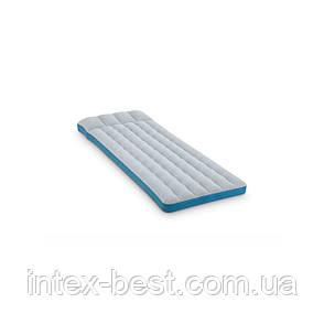 Надувной кемпинговый матрас Интекс 67998 (72х189х20 см.), фото 2