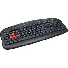 Клавіатура A4Tech KB-28G Black USB