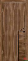 Двері міжкімнатні Двері Білорусії Флеш 10 горіх американський ПГ