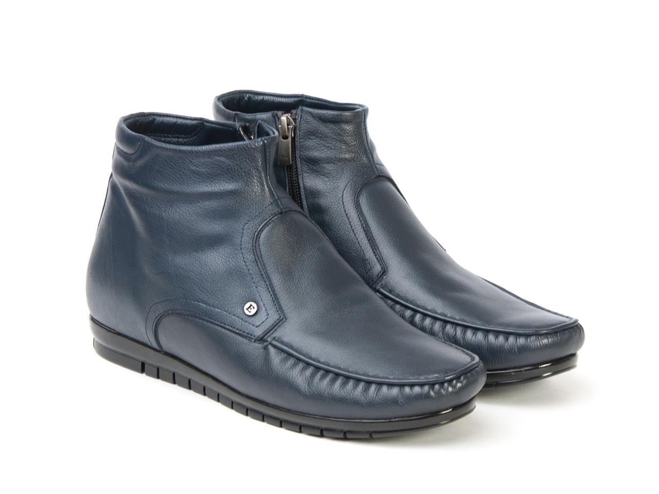 Ботинки Etor 12490-8731-245 41 синие