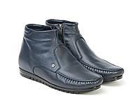 Ботинки Etor 12490-8731-245 41 синие, фото 1