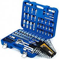 АКЦИЯ!Цена 2099 грн!Профессиональный набор инструментов 94 ед. King Roy 7378+набор ключей 12 ед. Miol 51-710