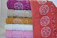 Набор хлопковых полотенец, 6 SWEET DREAMS 70х140 см. Турция