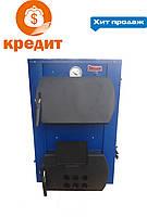 Котел твердотопливный длительного горения ЭТАЛОН 14 кВт (сертификат качества), Украина