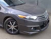 Обвес переднего бампера Honda Accord Mugen style