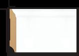 Плинтус напольный DECOLUX DSK10015, лепной декор из дюрополимера, фото 2