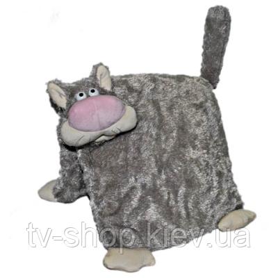 Коврик-накидка на стул Кот