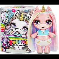 Игровой набор Poopsie Glitter Единорог с сюрпризами 561149 . Новинка 2019года !, фото 1