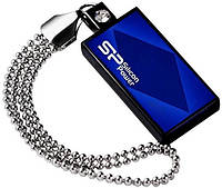 Flash Drive Silicon Power Touch 810 8 GB Blue