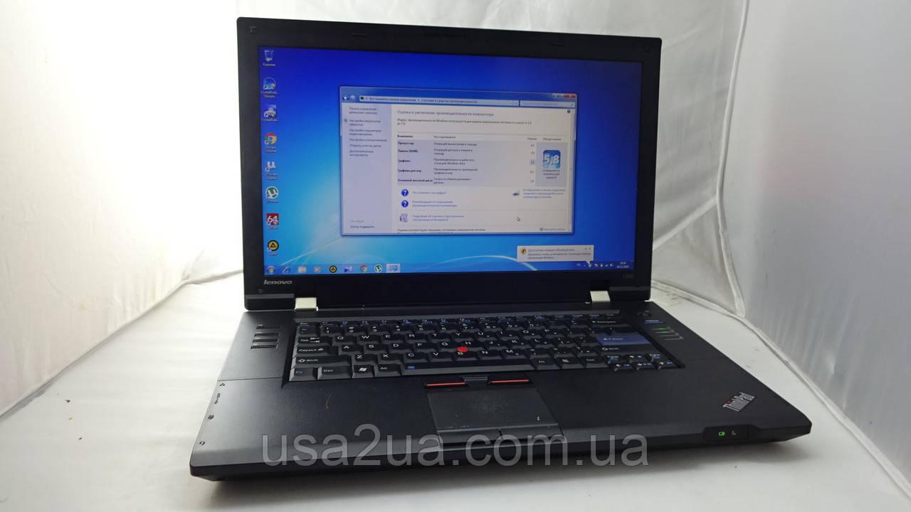 """15.6"""" Ноутбук Lenovo Thinkpad L520 Core I3 2gen/320Gb/4Gb/WEB Кредит Гарантия Доставка"""