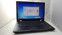 """15.6"""" Ноутбук Lenovo Thinkpad L520 Core I3 2gen/320Gb/4Gb/WEB Кредит Гарантия Доставка, фото 1"""