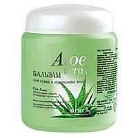 Бальзам для сухих и нормальных волос Aloe vera Витекс