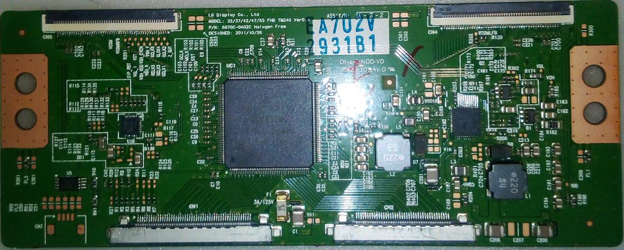 Текон 6870c-0402c до телевізора BLAUPUNKT B32A147TC