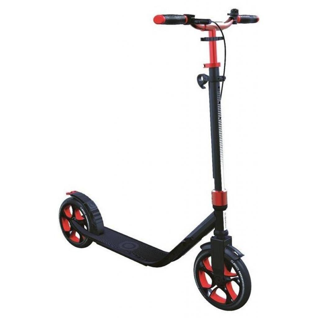 Скутер Globber ONE NL 230 ULTIMATE Красно-серый (479-100)
