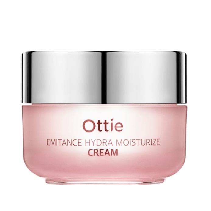 Крем для лица с гиалуроновой кислотой Emitance Hydra Moisturize Cream Ottie (45 г)