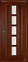 Дверь межкомнатная Двери Белоруссии Квадро вишня ПО
