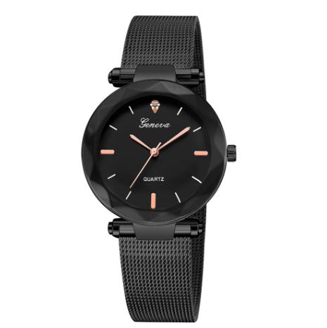Женские наручные часы GENEVA black