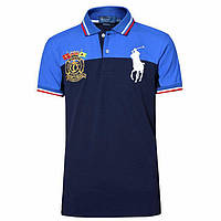 Ralph Lauren Polo original 100% хлопок мужская футболка поло ральф лорен ралф, фото 1