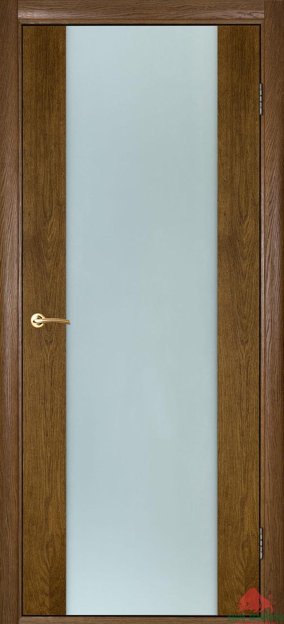 Дверь межкомнатная Двери Белоруссии Соня дуб рустикаль ПО