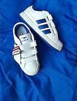 Детские кроссовки для мальчика белые с 31 по 36 размер, фото 1