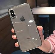 Чохол Matte Frame для Iphone 7+ 8+ Plus Black