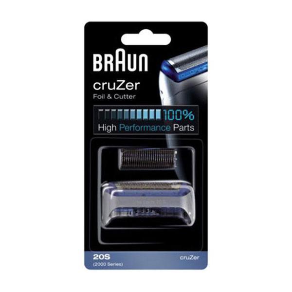 Бриюча сітка і ріжучий блок BRAUN Cruzer 20S
