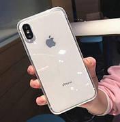 Чохол Matte Frame для Iphone 7+ 8+ Plus Transparent