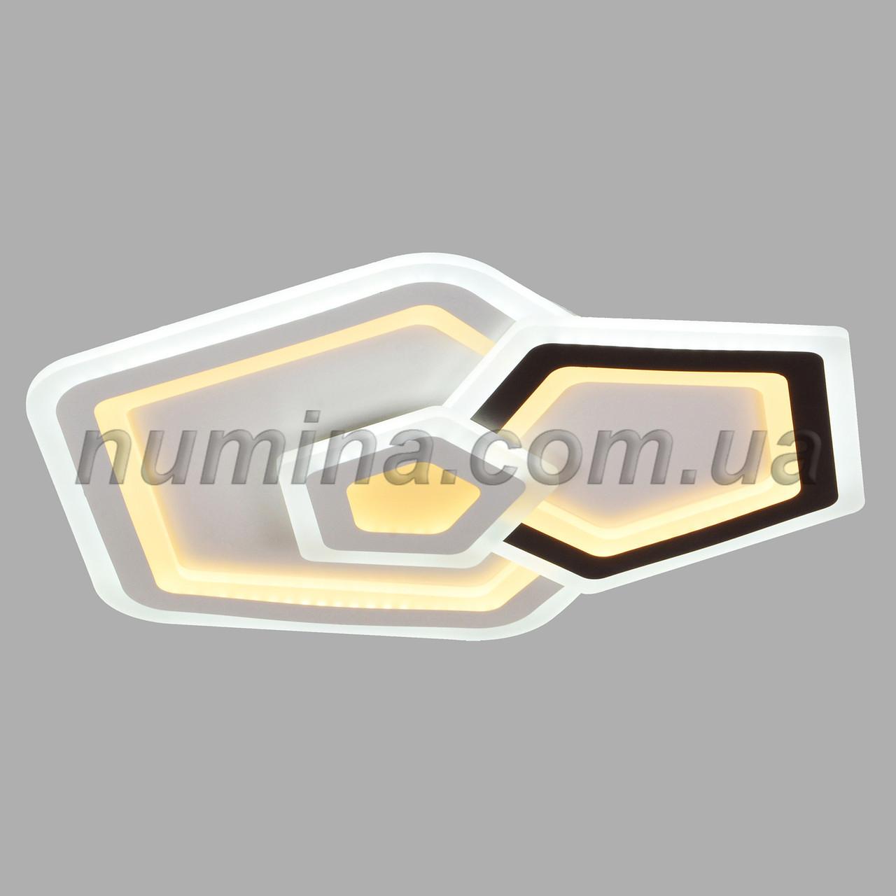 Люстра потолочная LED 20-LI8529/500 158W WH+CF