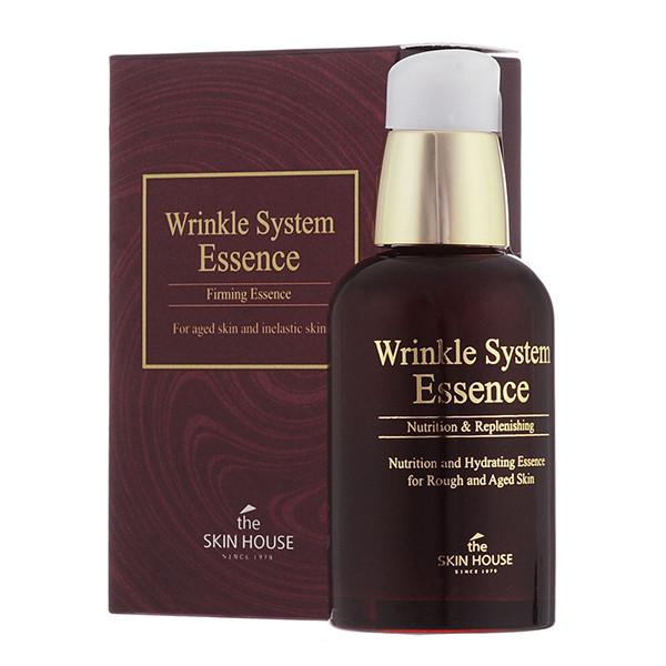 Антивозрастная эссенция для лица The Skin House Wrinkle System Essence, 50 ml