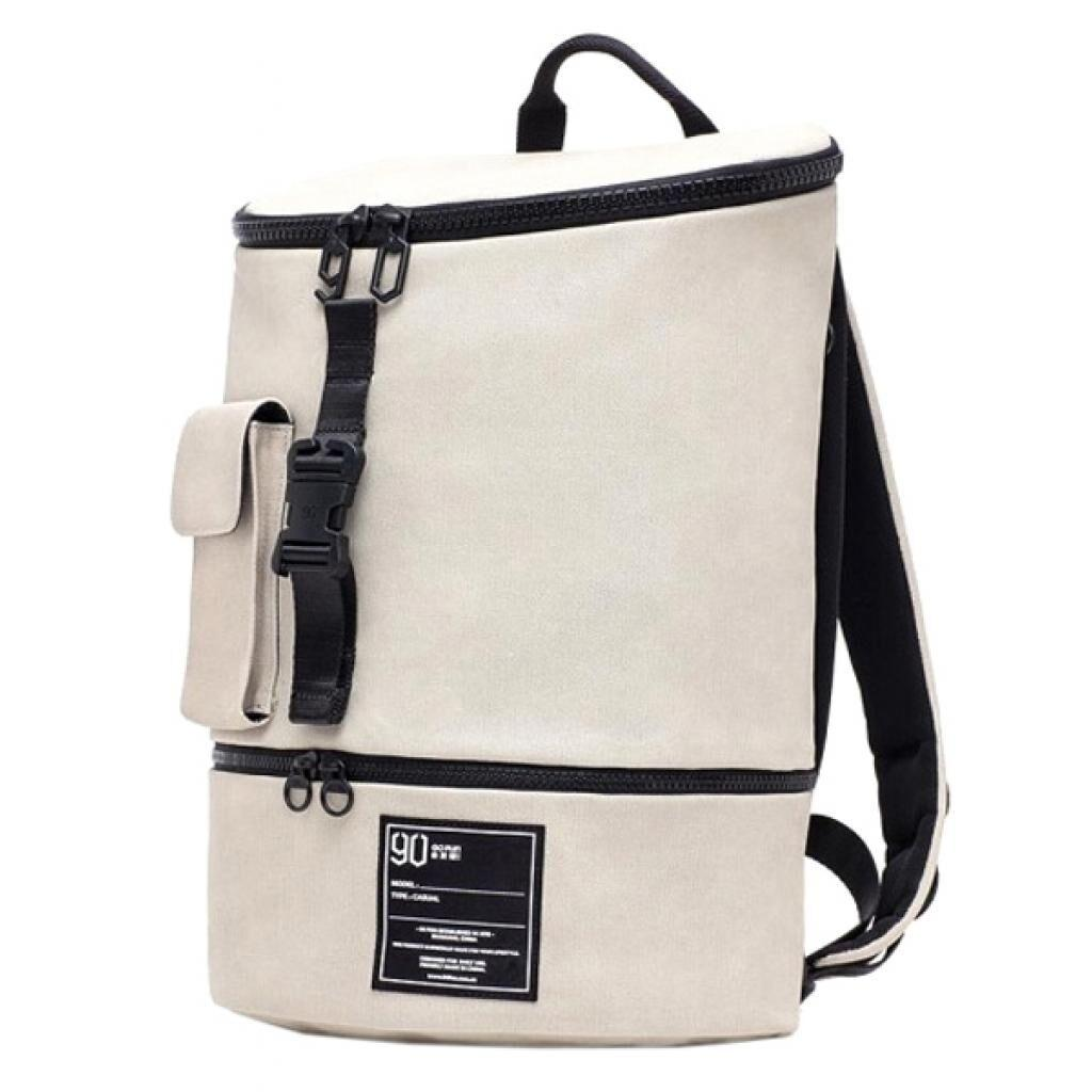 Рюкзак Xiaomi Runmi 90 Chic Small Backpack Beige (Ф04079)