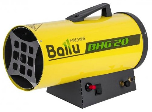 Тепловая пушка газовая Ballu BHG–20