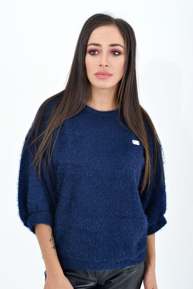 Женский свитер цвет Темно-синий