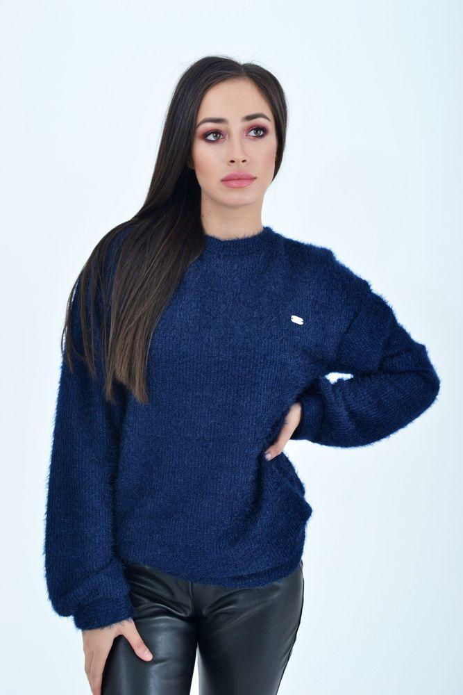 Джемпер цвет Темно-синий