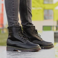 Мужские демисезонные ботинки Dr. Martens