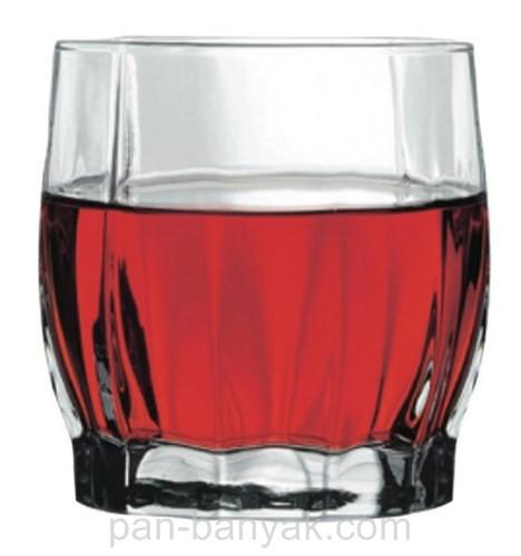 Набор стаканов низких Pasabahce Dance 6 штук 230мл d7,2 см h7,8 см стекло (42866)