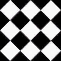 Линолеум Juteks Trend  Chess 3_900D ширина 1.5 / 2.5 метра