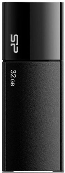 Flash Drive Silicon Power Ultima U05 32 GB Black