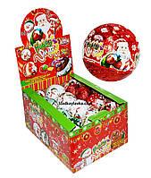 Шоколадный шар Санта 24 шт 25 г (ANL)
